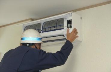 空調設備工事1