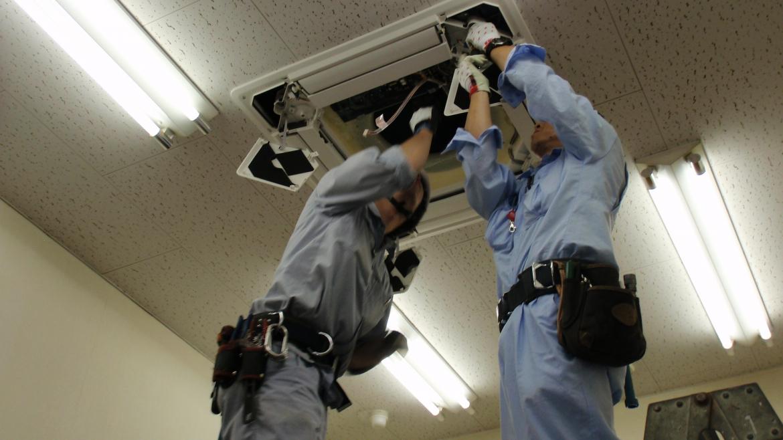 空調設備工事4