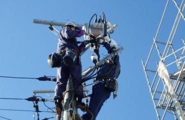 受変電設備工事4