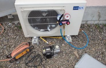 空調設備工事5