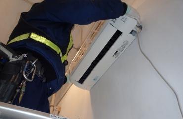 空調設備工事8
